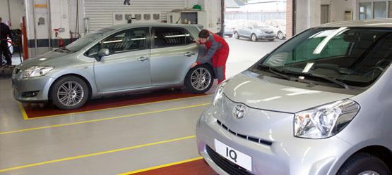 Automobilio paruošimas valstybinei techninei apžiūrai