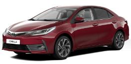 Corolla 2018 išskirtiniai pasiūlymai