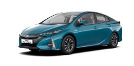 Naujasis Prius Plug-in Hybrid