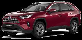 Naujasis Toyota RAV4 2019