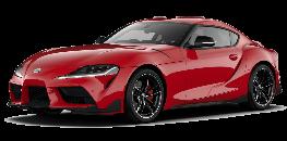 Naujasis Toyota Supra