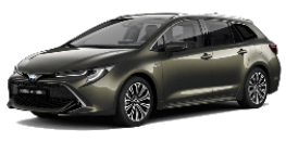 Corolla <br> Touring Sports