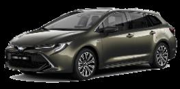Naujasis <br>Corolla Touring Sports